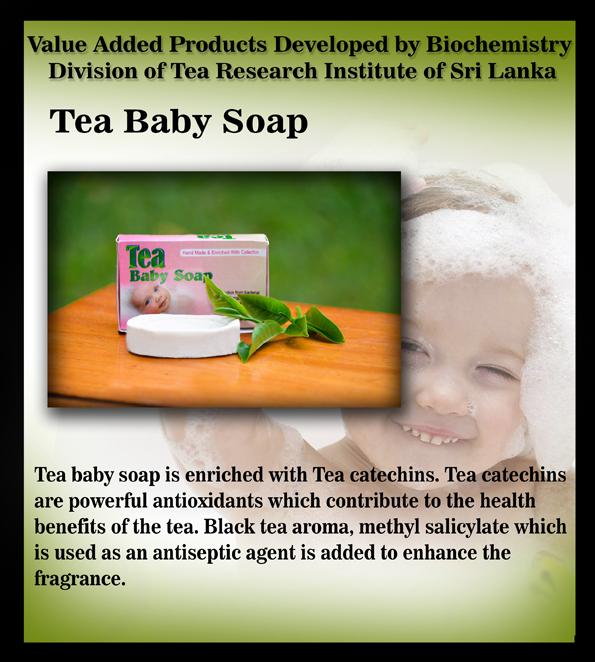 Tea Baby Soap