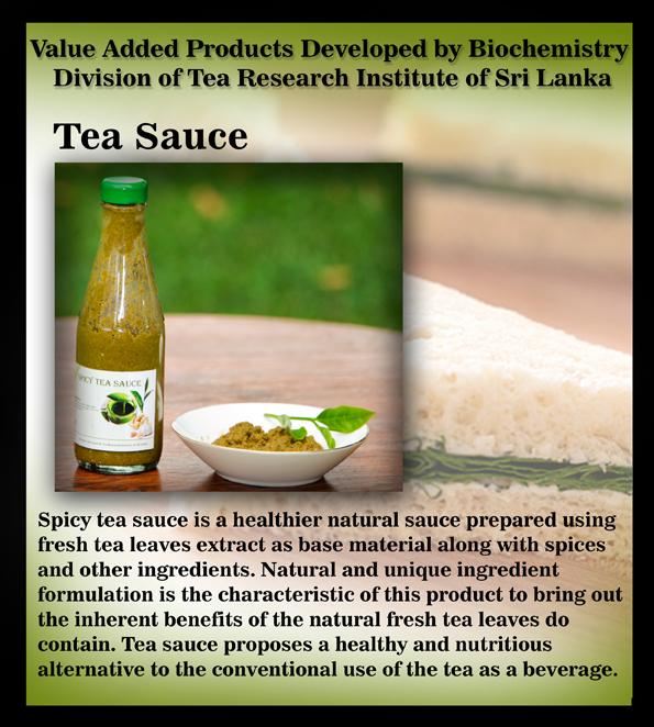 Tea Sauce